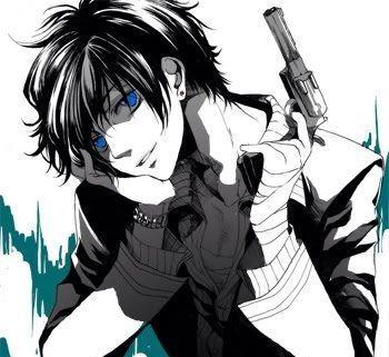 Psychotic Anime Boy
