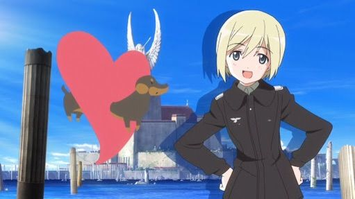 Erica Hartmann | Anime Amino