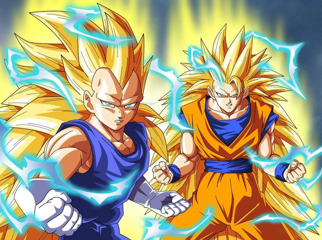 Goku vs vegeta anime amino - Goku vs vegeta super saiyan 5 ...