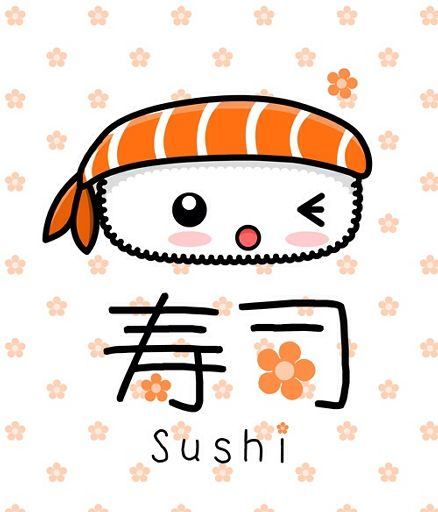 Kawaii Sushi Wallpaper Wiki Anime Amino