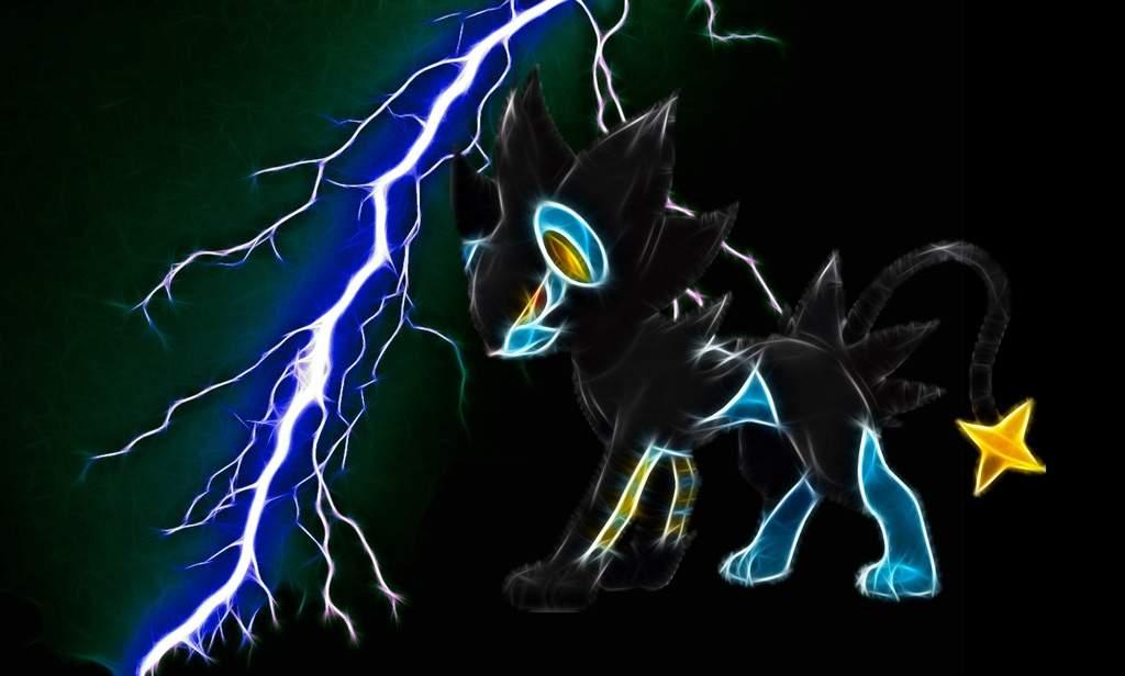 Luxray (Pokémon) - Bulbapedia, the community-driven ...
