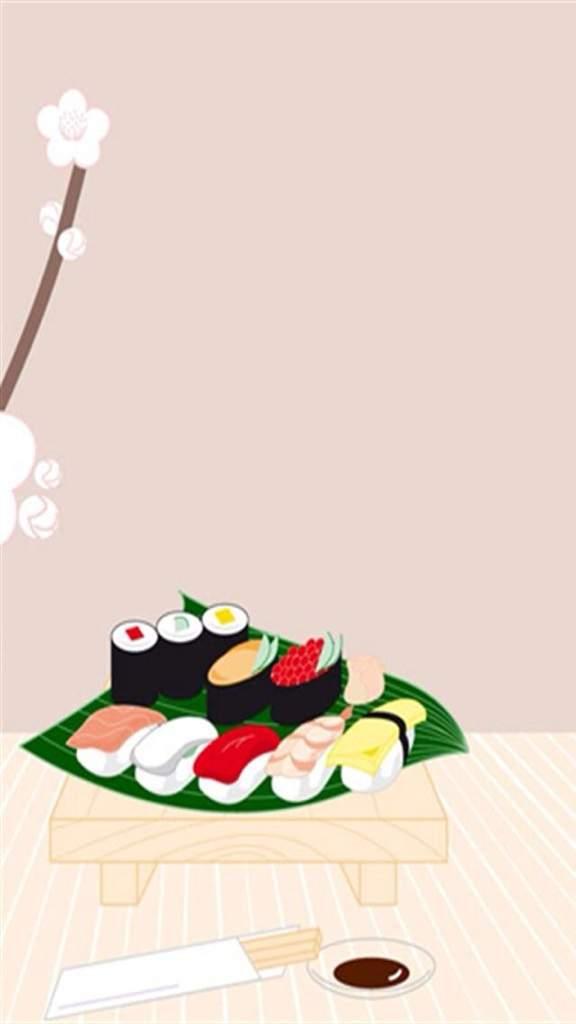 Cute Sushi Wallpaper PC Most Beautiful