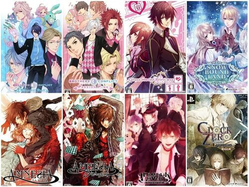 how to make an otome game