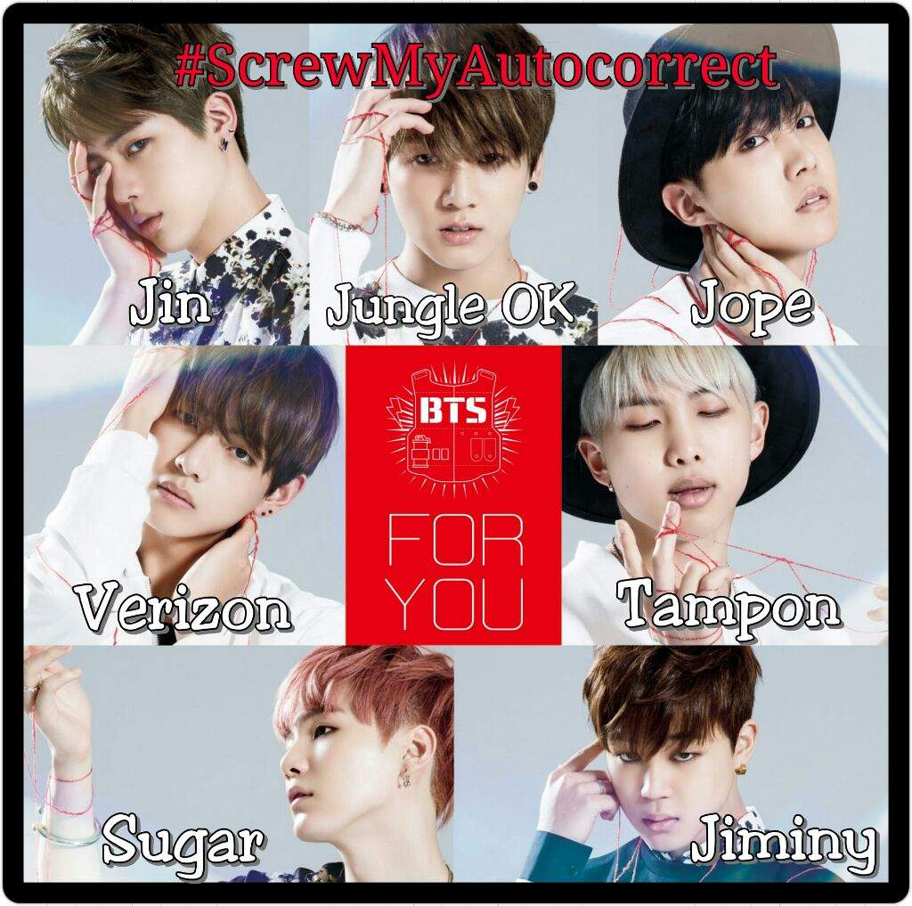 Bts With Names