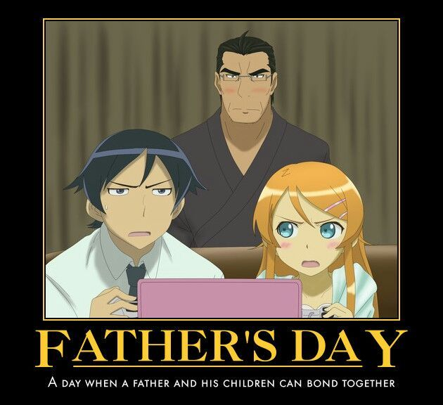 Anime Review: Father's Day Special – The Overthinkers