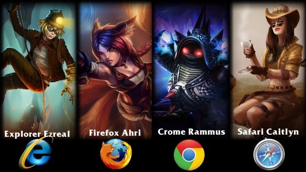 Best Browser Skin League Of Legends Official Amino