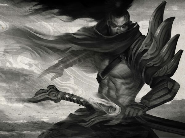 Yasuo League Of Legends Fan Art