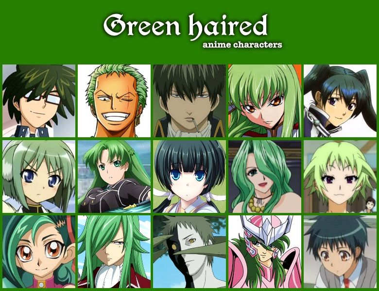 Terrific Personality Based On Hair Color Anime Amino Hairstyle Inspiration Daily Dogsangcom