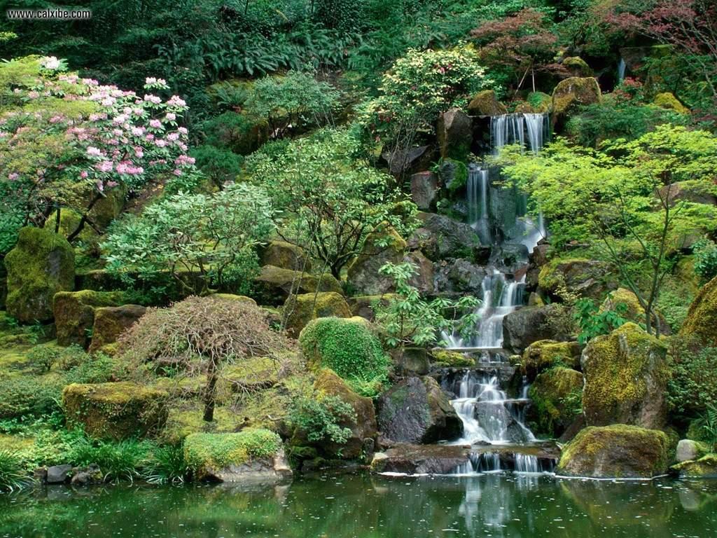Traditional japanese gardens - Thursday Blog Japanese Gardens