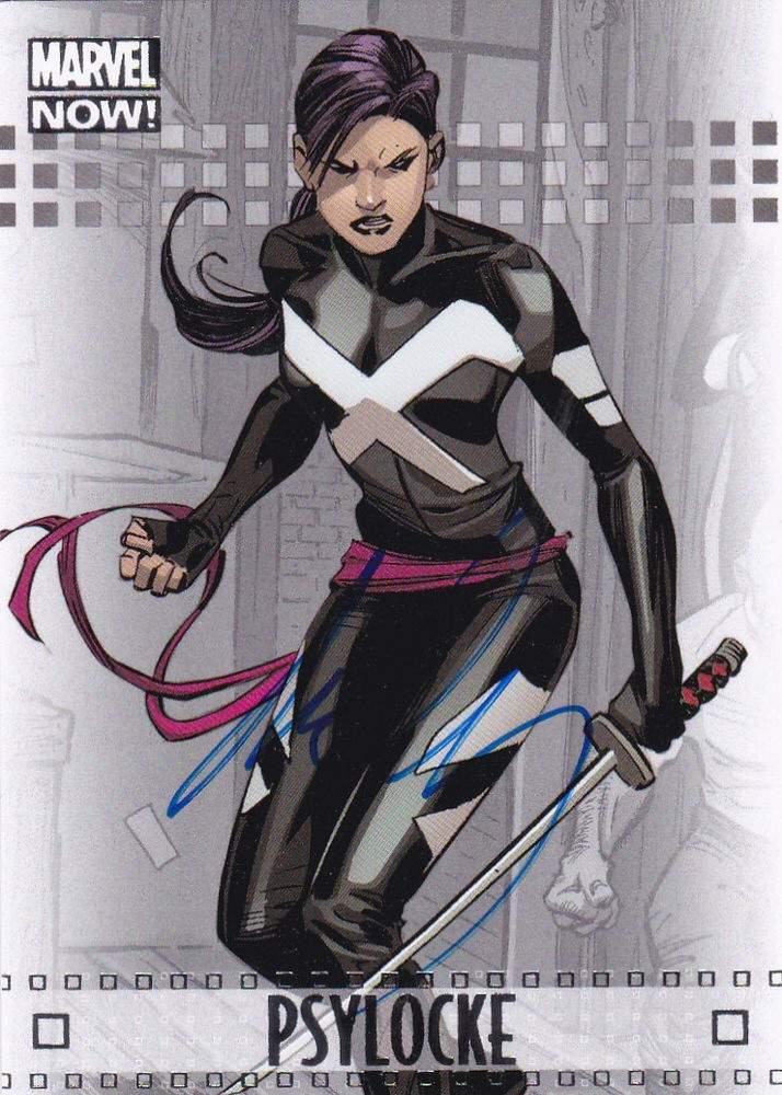 My #SuperStyle | Comics Amino Marvel Now Psylocke