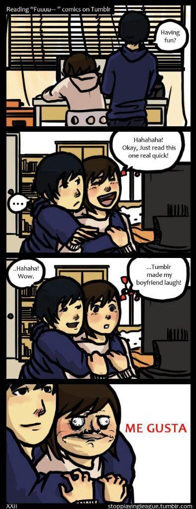 Gamer Girlfriend Comic More gamer couples com...