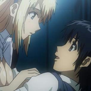My fav Anime Ships �... Freezing Vibration Kiss
