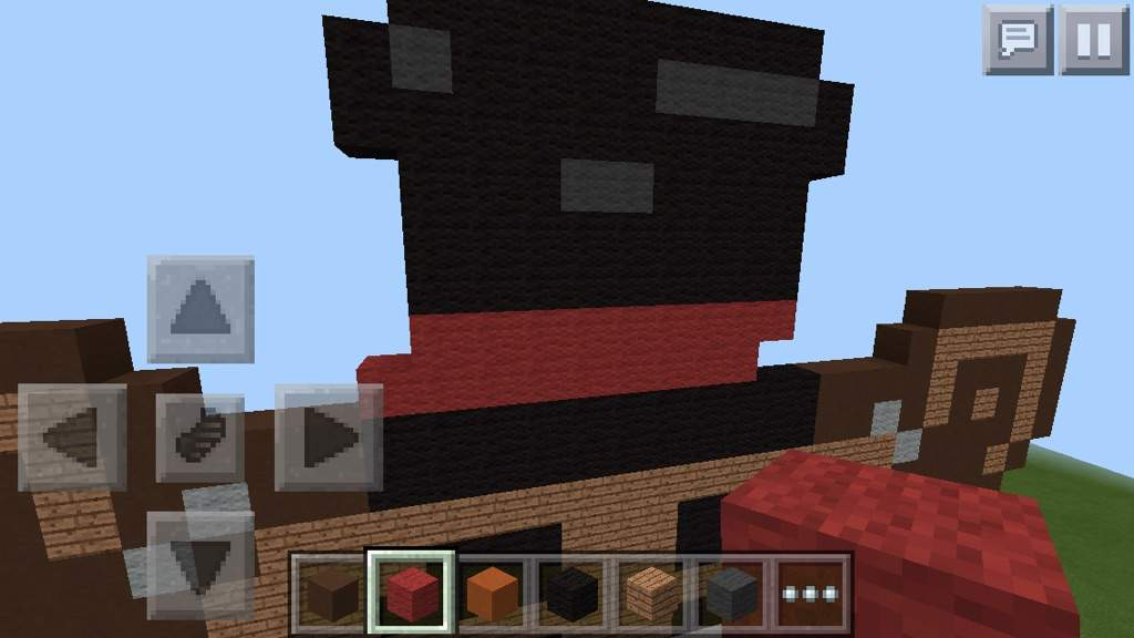 Minecraft Toy Freddy : My toy freddy head creation minecraft amino