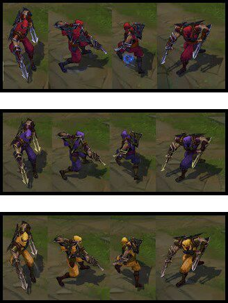 New Chroma Packs On The Pbe League Of Legends Official Amino