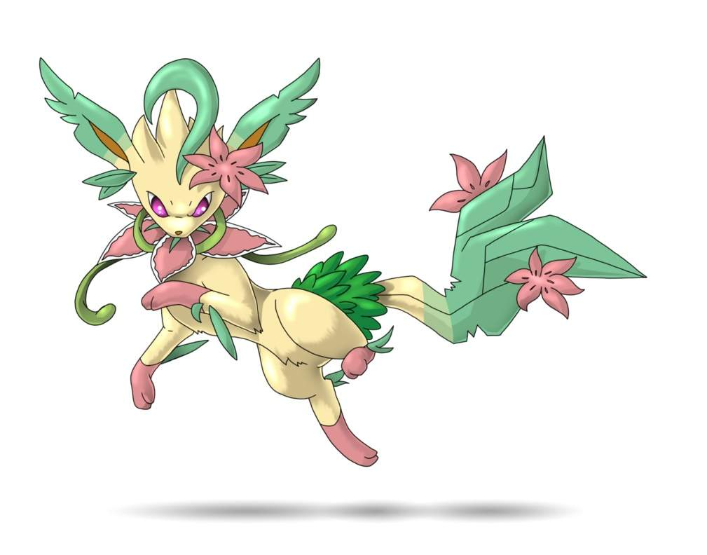 Uncategorized Leafeon leafeon amino is a grass type you first evolve eevee then born that the way of evolution however can in to many others but