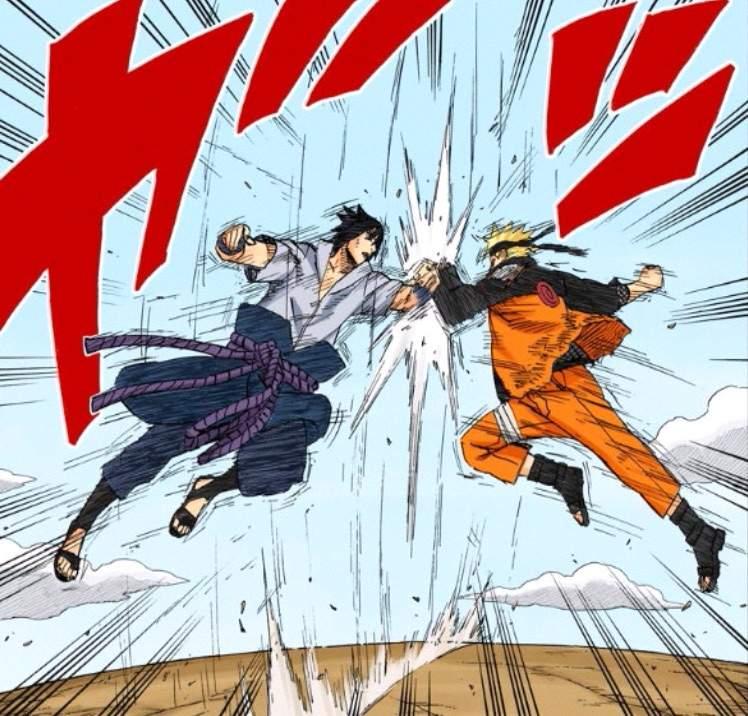 Should Sasuke Have Beaten Naruto In Their Final Battle ...