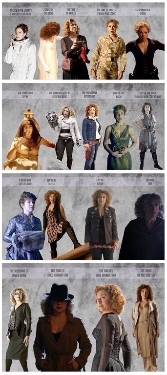 Favorite One Of Riveru0026#39;s Outfits   Doctor Who Amino