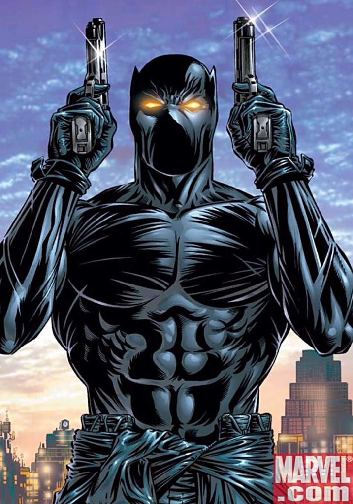 Moon Knight Vs Black Panther | Comics Amino