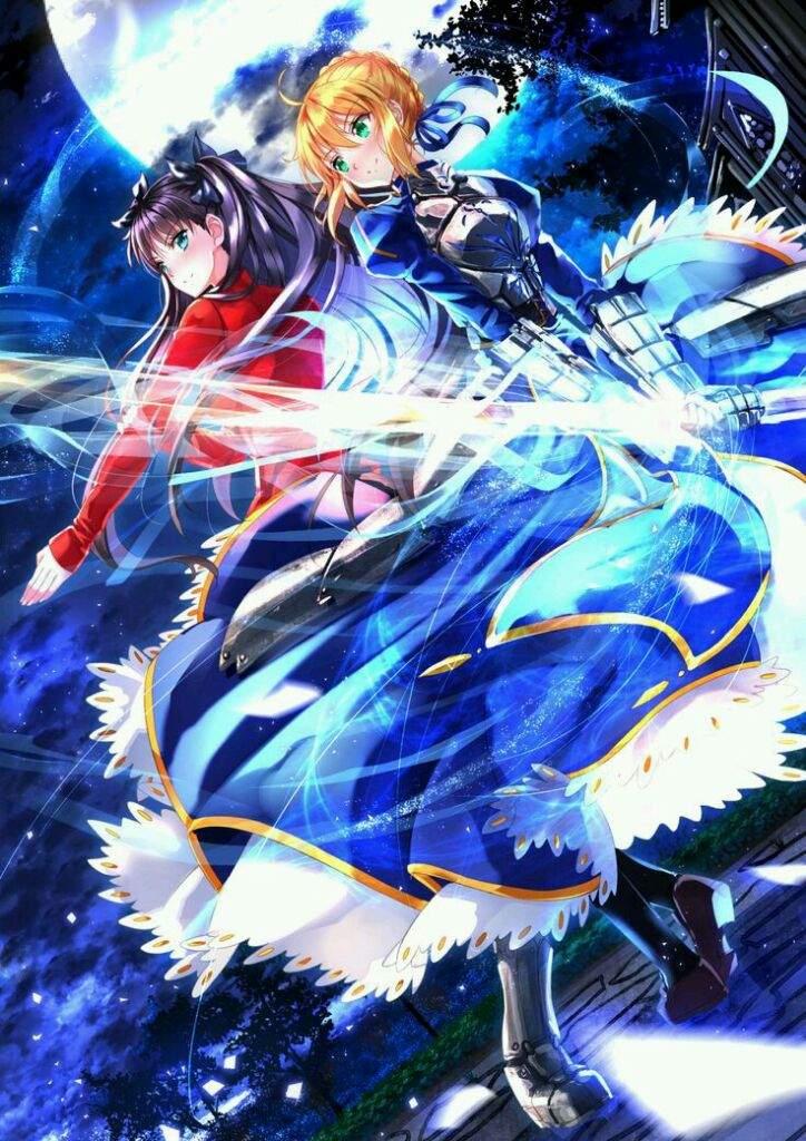 Favorite Master (Fate/Stay Night) | Anime Amino