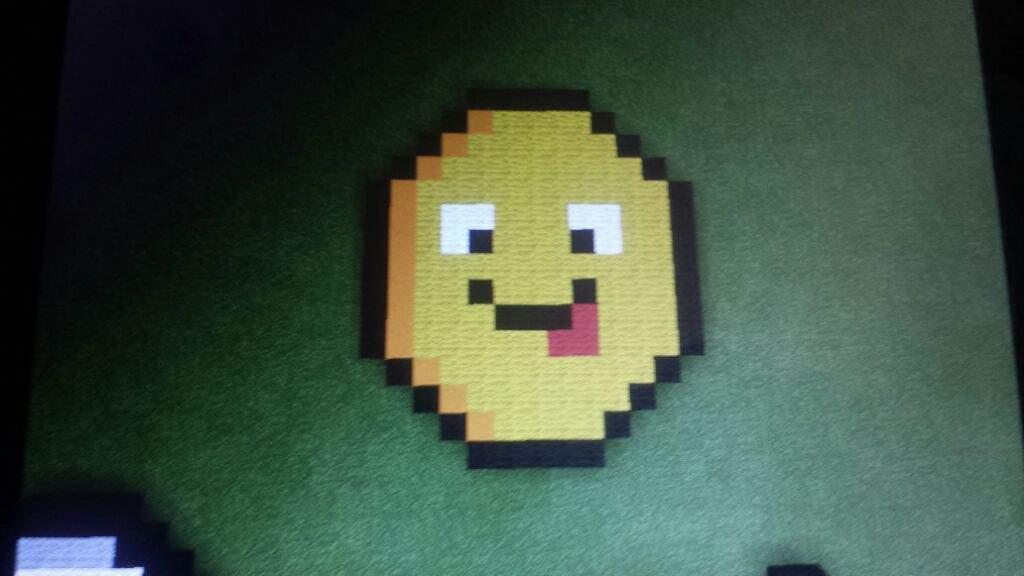 EMOJI Pixel Art