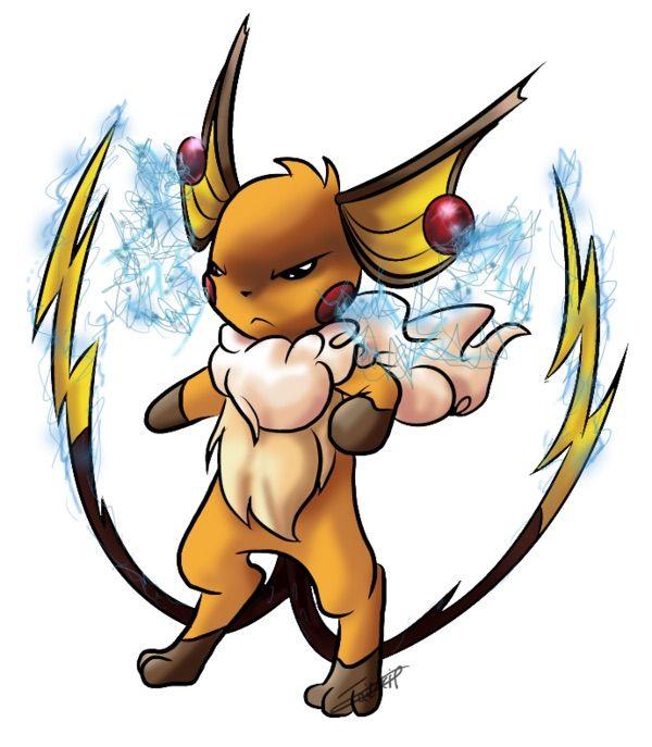 Pikachu Entwicklung