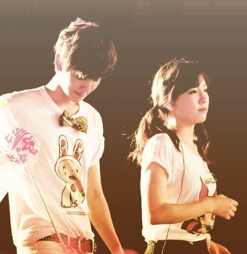 Byun baekhyun and kim taeyeon hookup