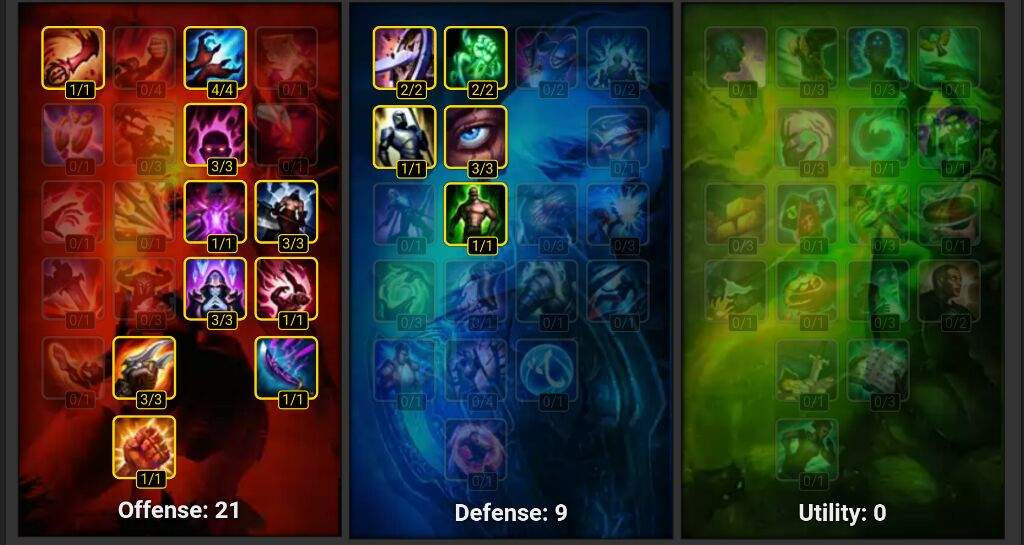 how to find masteries page in lol