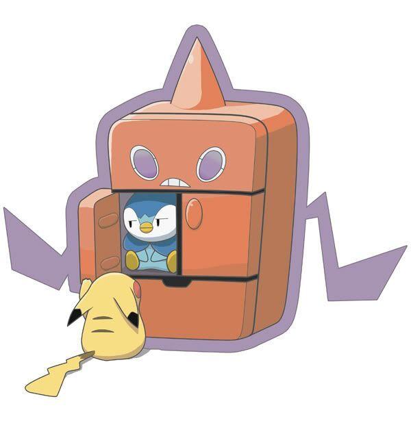 Rotom | Pokémon Wiki | FANDOM powered by Wikia