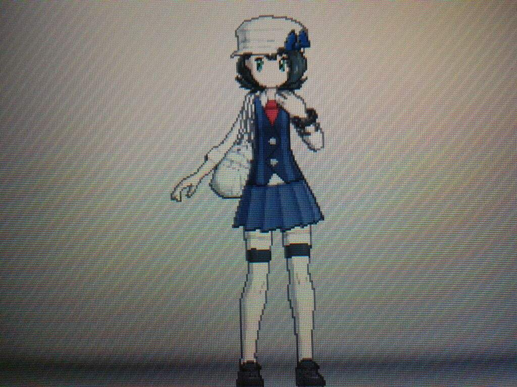 Clothes Style in Pokemon X/Y (For Girls) | Poku00e9mon Amino
