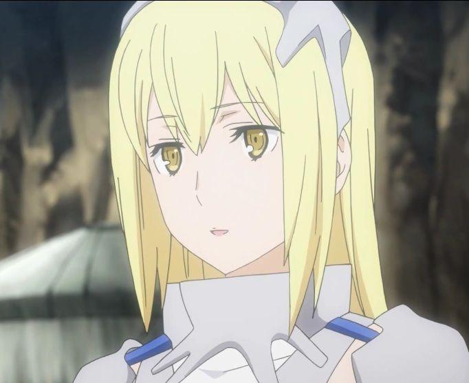 Aiz Wallenstein | Danmachi anime, Dungeon ni deai, Anime