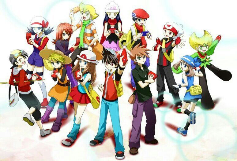 how to change your character in pokemon platinum