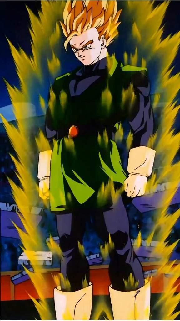 Son gohan anime amino - Dragon ball gohan super saiyan 4 ...