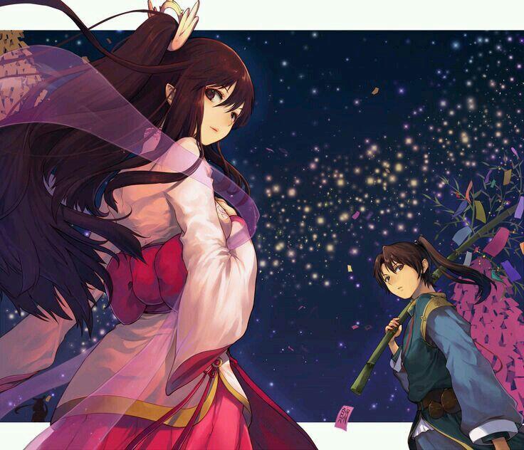 """Képtalálat a következőre: """"tanabata anime"""""""