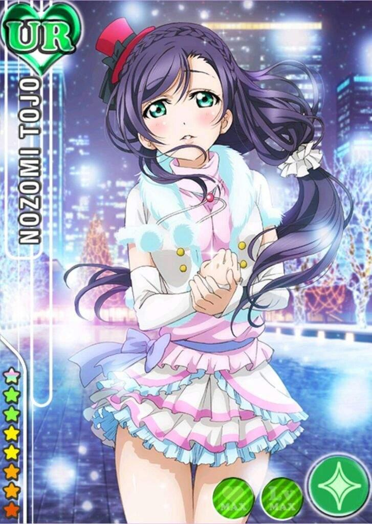 Anime Characters Born On June 8 : Nozomi tojo anime amino