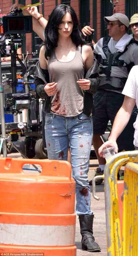 Marvel's Jessica Jones Filming Finished | Comics Amino