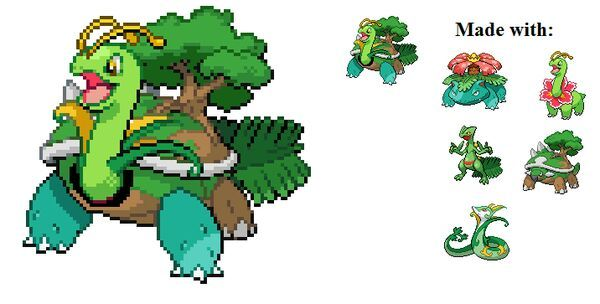 Type Analysis Thursdays W Ad 3 Grass Pokmon Amino