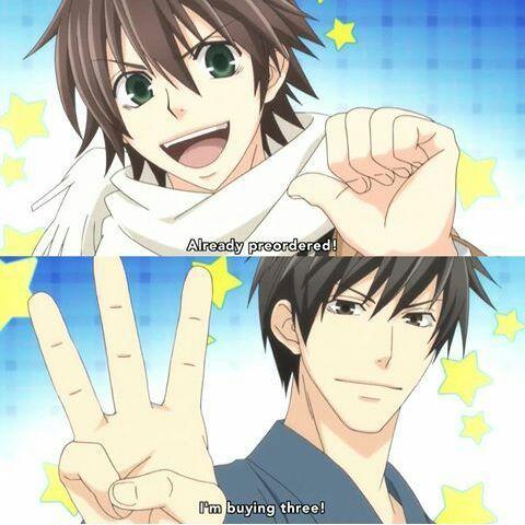 Junjou Romantica 3 First Impression | Anime Amino