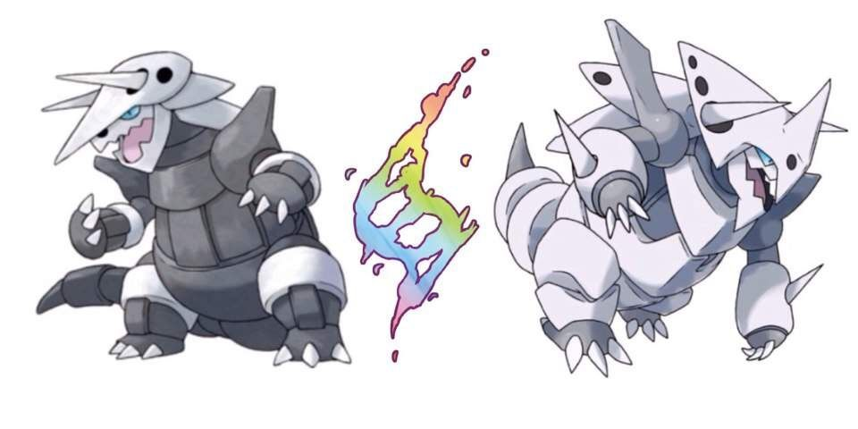 Who's The Better Mega Evolution? #1 Aggron vs Tyranitar ...