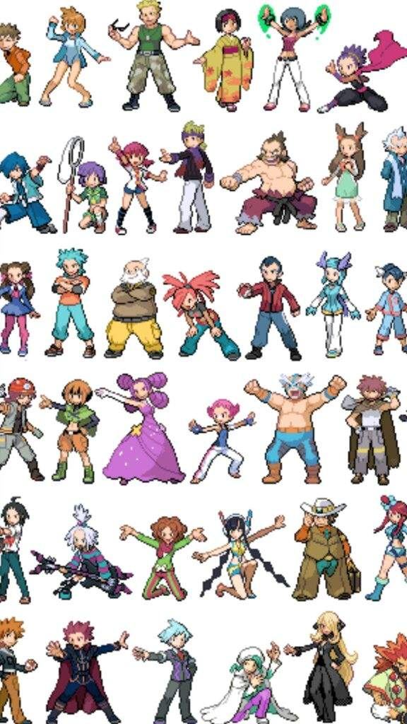 Problems With Character Development In Pokemon