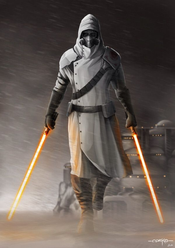 Would You Like To Be A Grey Jedi Over Or Sith