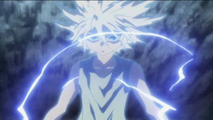 Anime Characters Use Lightning : Strongest anime lightning user amino