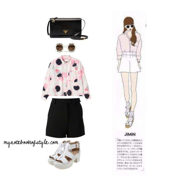 Inspired by BTSu0026#39;s ideal girl fashion outfits | K-Pop Amino