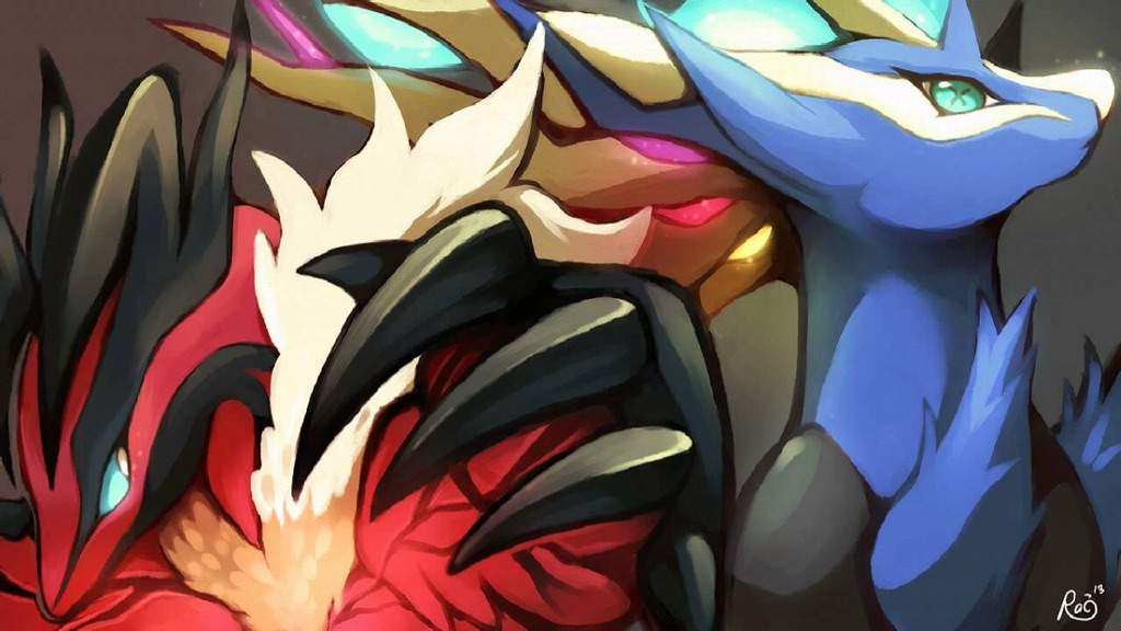 Theory: Xerneas and Yveltal | Pokémon Amino