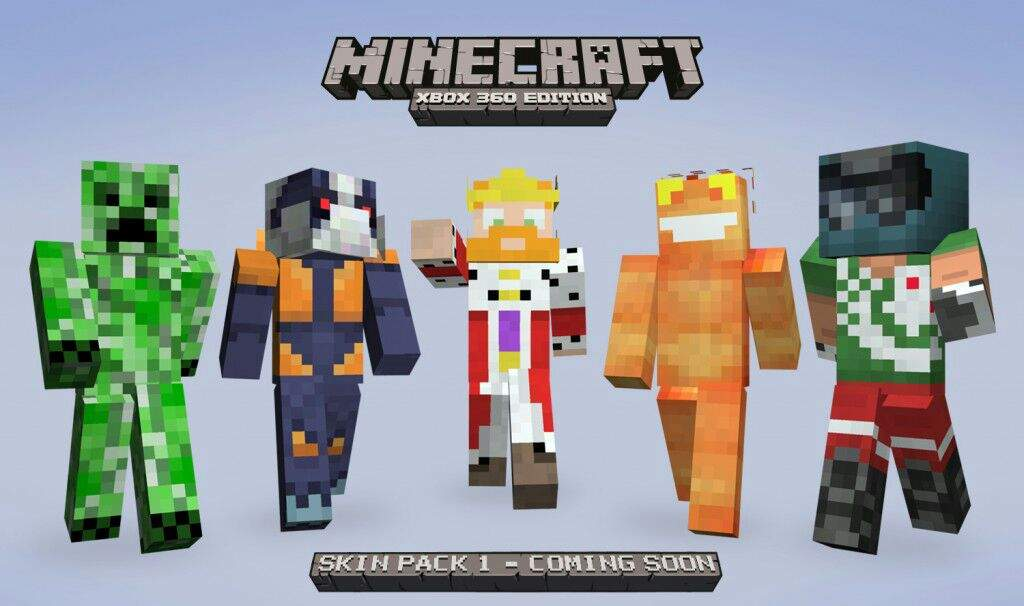 Xbox Official Skins For Pocket Edition And PC Minecraft Amino - Skins para minecraft pc descargar
