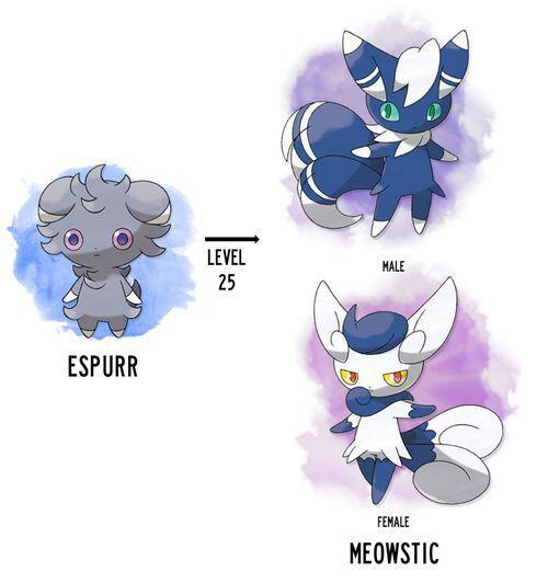 Meowstic Espurr