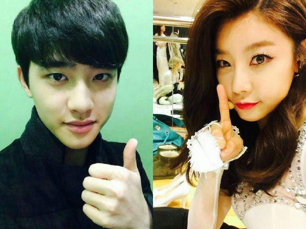 d o sojin dating Cho sojin cho sojin pinterest explore kpop girls, asian models, and more korean music.