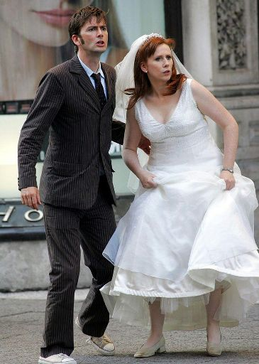 Doctor and Donna Noble | Wiki | Doctor Who Amino