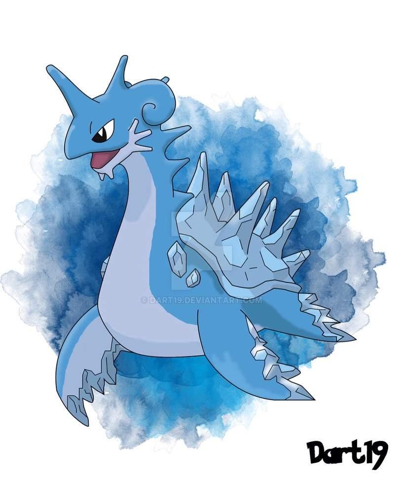 Lapras (Pokémon)/Generation III learnset - Bulbapedia, the ...