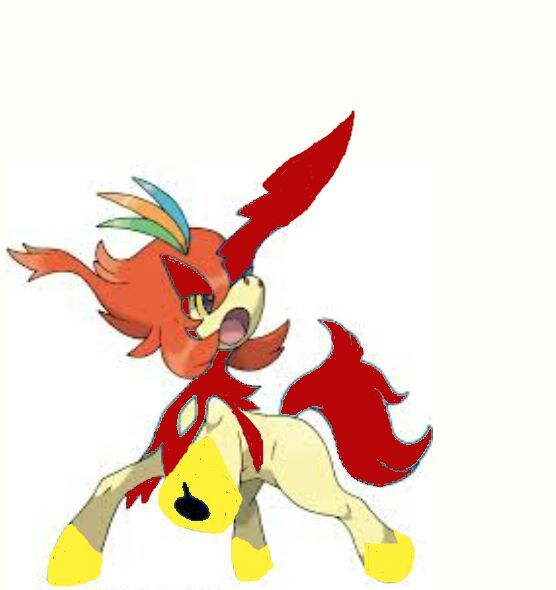 Pokemon Mega Keldeo Images   Pokemon Images