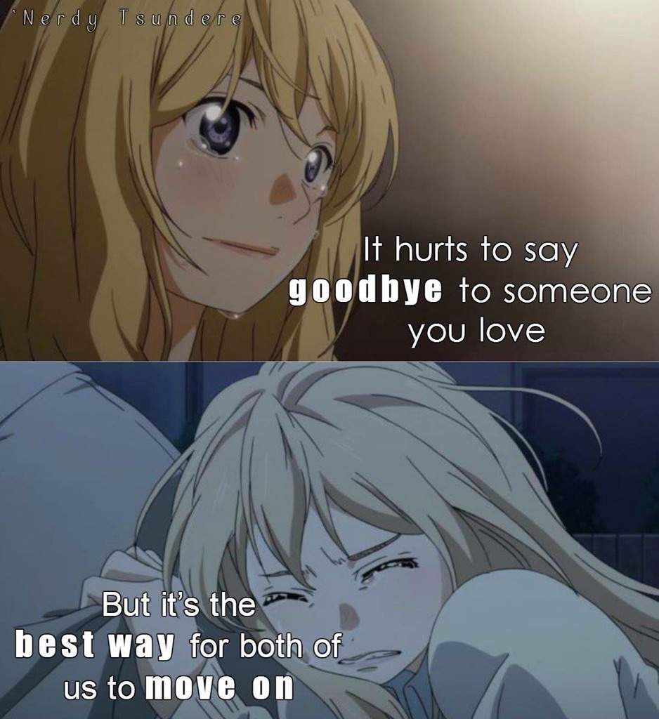 Manga Love Quotes: Heart Breaking Anime Quotes
